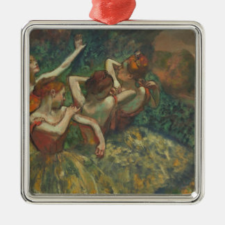 Edgar Degas | Four Seasons in the One Head, c.1590 Metal Ornament