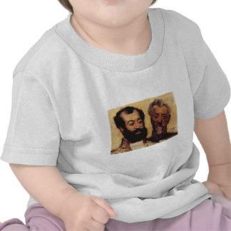 Edgar Degas - General Mellinet & Chief Rabbi 1871 Tee Shirts
