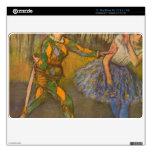 Edgar Degas - Harlequin and Columbine MacBook Air Skins