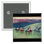 Edgar Degas - Horse racing -The training Pins