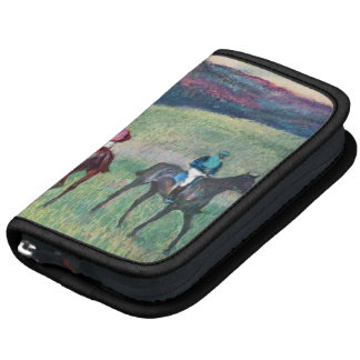 Edgar Degas - Horse racing -The training Planner