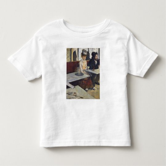 Edgar Degas | In a Cafe, or The Absinthe Toddler T-shirt