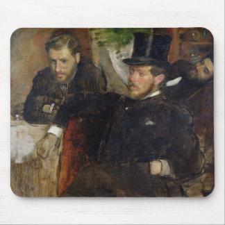 Edgar Degas | Jeantaud, Linet and Laine, 1871 Mouse Pad