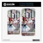 Edgar Degas - la clase de danza LG Arena 3G Skins