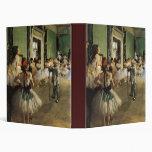 """Edgar Degas La Classe de Danse Carpeta 1"""""""