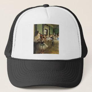 Edgar Degas La Classe de Danse Trucker Hat