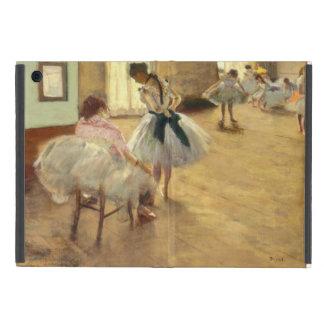 Edgar Degas la lección de danza iPad Mini Protector