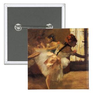 Edgar Degas La Répétition De Danse Pin