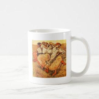 Edgar Degas Les Trois danseuses russes Mug