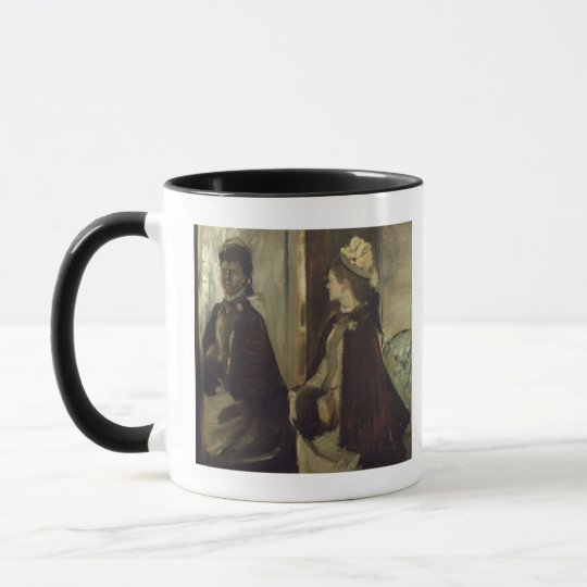 Edgar Degas | Madame Jeantaud in the mirror Mug