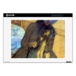 Edgar Degas - Mary Cassatt with her dog Acer Chromebook Skins