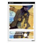 Edgar Degas - Mary Cassatt with her dog Skins For Xbox 360 S