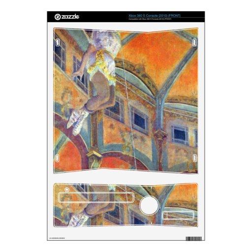 Edgar Degas - Miss Lala in Circus Fernando Xbox 360 S Decals