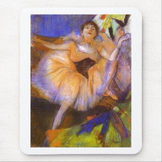 Edgar Degas - mujer asentada del busto del Tapete De Ratones