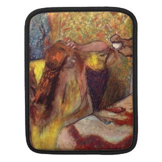 Edgar Degas - mujeres en el retrete Manga De iPad