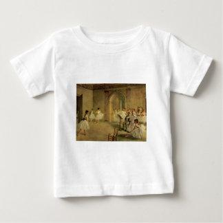 Edgar Degas - Opera Ballet Hall Rue Peletier 1872 Baby T-Shirt