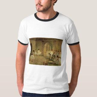 Edgar Degas - Opera Ballet Hall Rue Peletier 1872 T-Shirt