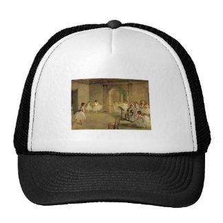 Edgar Degas - Opera Ballet Hall Rue Peletier 1872 Trucker Hat