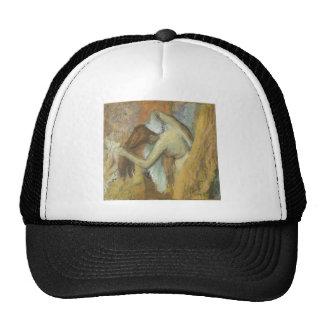 Edgar Degas - pelo 1900-05 de la vanidad de Gorros Bordados