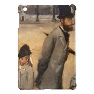 Edgar Degas | Place de la Concorde, 1875 iPad Mini Cases