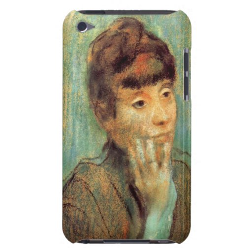 Edgar Degas - Portrait of a Lady Barely There iPod Cases