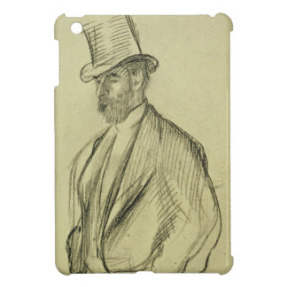 Edgar Degas | Portrait of Ludovic Halevy Cover For The iPad Mini