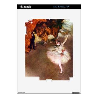 Edgar Degas - Prima Ballerina iPad 2 Decal