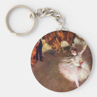 Edgar Degas - Prima Ballerina Keychain