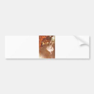 Edgar Degas - Prima Ballerina Rosita Mauri 1878 Bumper Sticker