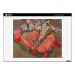 Edgar Degas - Russian Dancers Decals For Laptops