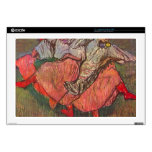 "Edgar Degas - Russian Dancers Decals For 17"" Laptops"