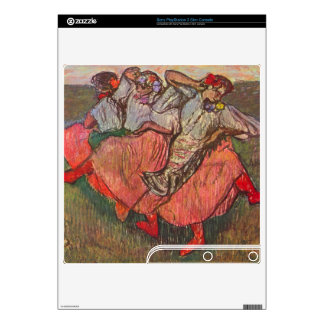 Edgar Degas - Russian Dancers Skin For The PS3 Slim