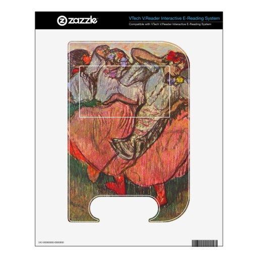 Edgar Degas - Russian Dancers VTech V.Reader Skins