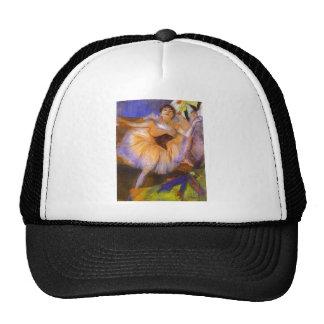Edgar Degas - Seated Dancer 1879-1880 Bust Woman Trucker Hat