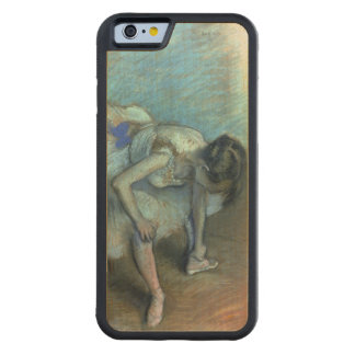Edgar Degas | Seated Dancer, c.1881-83 Carved Maple iPhone 6 Bumper Case