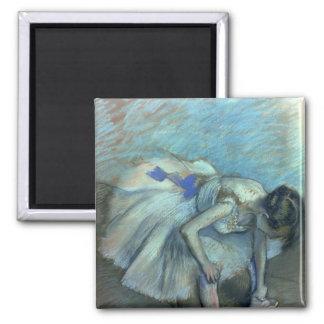 Edgar Degas | Seated Dancer, c.1881-83 Magnet
