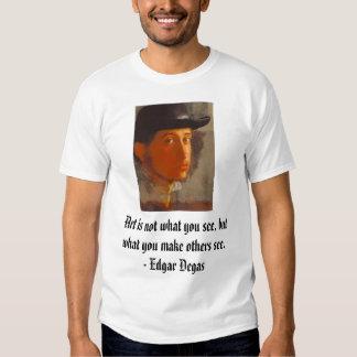 Edgar Degas Shirt