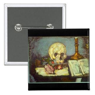 Edgar Degas - Skull Buttons
