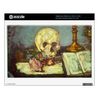 Edgar Degas - Skull Decals For Netbooks