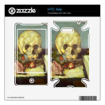 Edgar Degas - Skull Skin For The HTC Aria