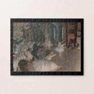 Edgar Degas | Stage Rehearsal Jigsaw Puzzle