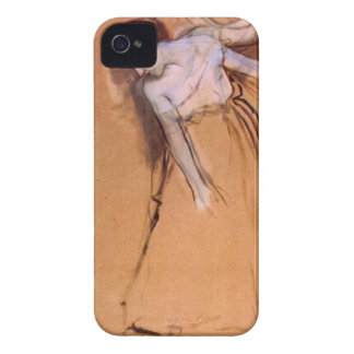 Edgar Degas - Standing with arms stretched bent to Blackberry Bold Case