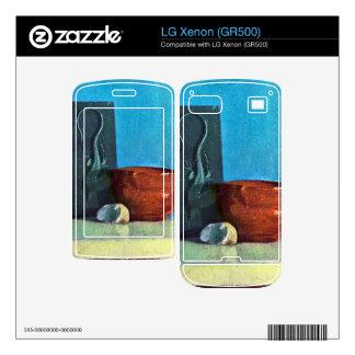 Edgar Degas - Still Life with lizard LG Xenon Decals