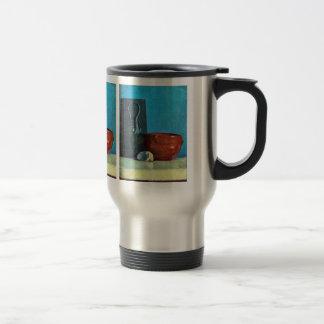 Edgar Degas - Still Life with lizard Travel Mug