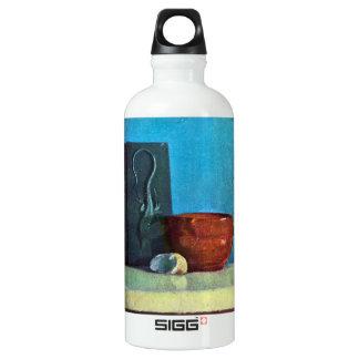 Edgar Degas - Still Life with lizard Water Bottle