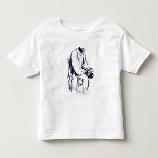 Edgar Degas   Study for a portrait of Manet Toddler T-shirt