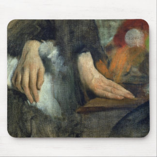 Edgar Degas | Study of Hands, 1859-60 Mouse Pad