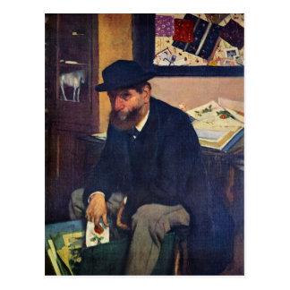 Edgar Degas - The Amateur Postcards
