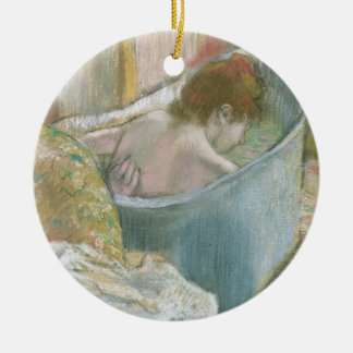 Edgar Degas | The Bath Ceramic Ornament