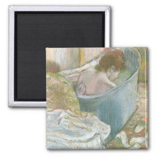 Edgar Degas | The Bath Magnet